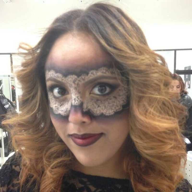Halloween Makeup in Stroudsburg