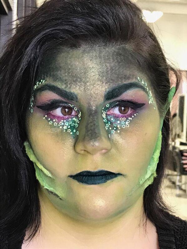 Cute Halloween Makeup Looks.10 Halloween Makeup Looks From Cute To Creepy Best Beauty